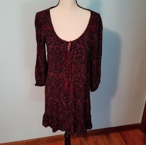 American Eagle Outfitters Paisley Tunic